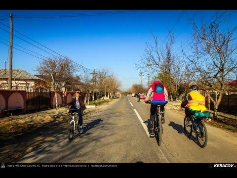 VIDEOCLIP Traseu SSP Bucuresti - Dobreni - Colibasi - Falastoaca - Budeni - Calugareni - Bucuresti