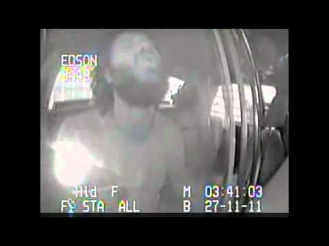 Drunk Man Sings Bohemian Rhapsody From The Back Of A Police Car [Actual Police Video]
