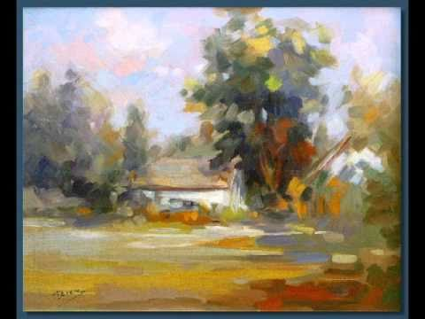 "ALEX PEREZ    ""LANDSCAPES""   paintings collection  2004 - 2010"