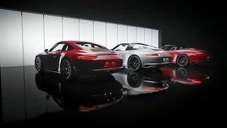 Porsche 911 GTS сменил атмосферник на турбо