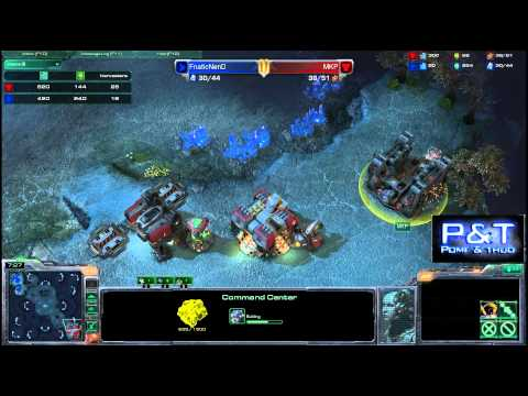 (HD509) MKP vs NightEnd - TvP - Starcraft 2 Replay [FR]