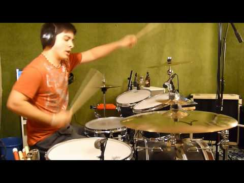 Eminem- Not Afraid (Drum Cover)