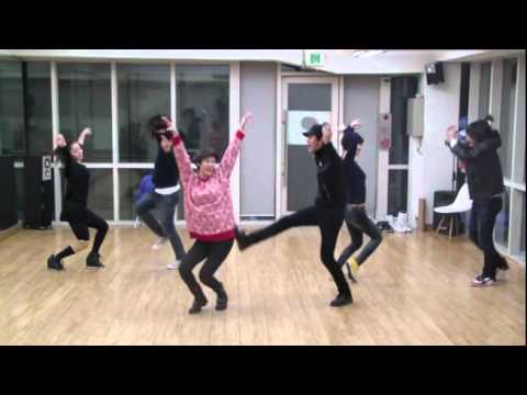 [NineMuses] Swing performance with kim soo hyun