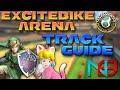 Mario Kart 8: Excitebike Arena - Track Guide / Analysis