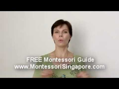Montessori Singapore - What is Montessori Method?