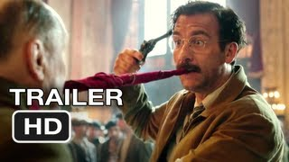 Hemingway & Gellhorn Official Trailer (2012) - Clive Owen, Nicole Kidman Movie - HD