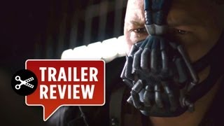 The Dark Knight Rises (2012) Trailer Review