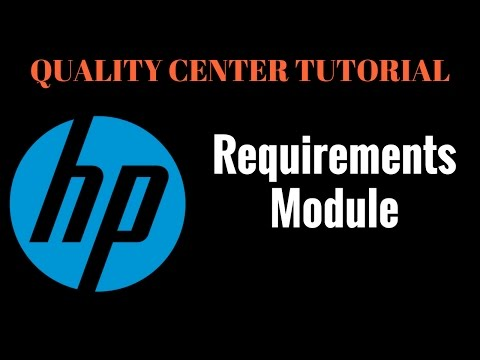 Quality Center Tutorial 3: Requirements Module