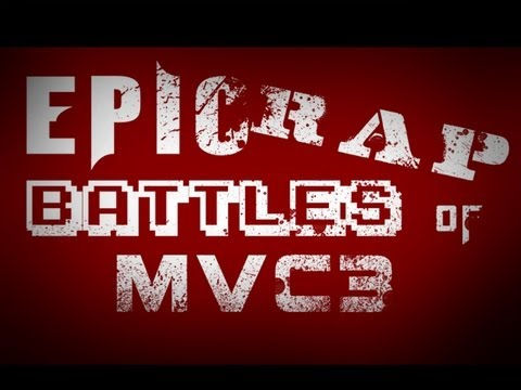 Epic Rap Battles of MVC3: WESKER vs DOOM (Extended)