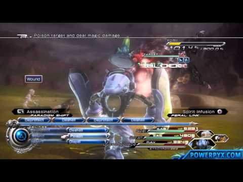 Final Fantasy XIII-2 - Big Game Hunter Trophy / Achievement Guide