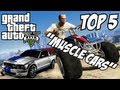 GTA 5 - Top 5 Muscle Cars!! (GTA V Muscle Cars)