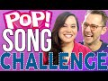 POP SONG CHALLENGE | ft Lana McKissack