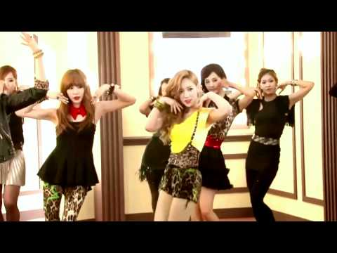 [HD] 120503 SNSD TaeTiSeo - Behind the Scenes @ Twinkle Music Video