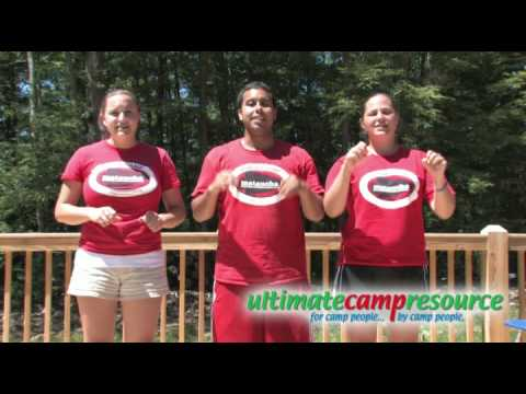 Little Green Frog Camp Song - Ultimate Camp Resource