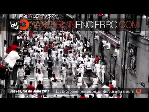 Encierro 14 de Julio 2011 - Núñez del Cuvillo