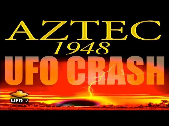UFOTV® Presents - Aztec 1948 UFO Crash - The Secret Recovery of Alien Technology Sddefault