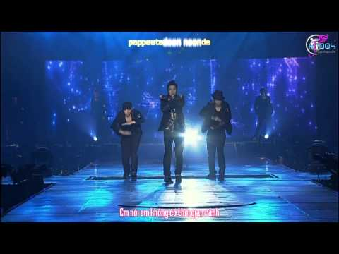 [Kara + Vietsub] Kim Hyun Joong – Please Be Nice To Me @Persona In Seoul Encore Concert
