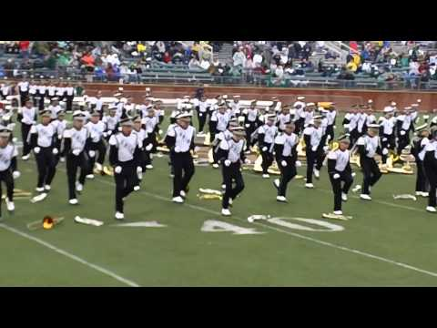 Ohio University Marching 110 Party Rock Anthem, OU vs. Kent St. Half-time show Oct 1, 2011
