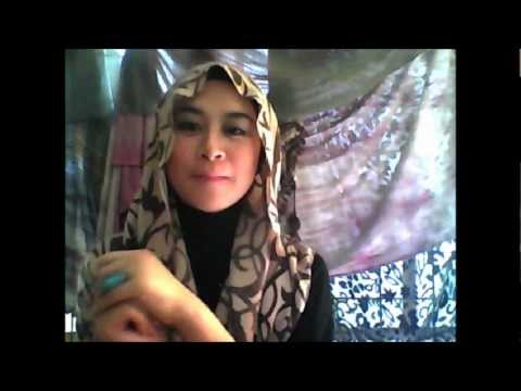 "Hijab Tutorial ""Pashmina Lover"""