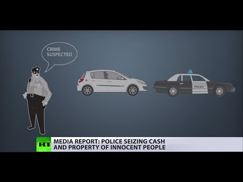 60,000 cases of US (Cops) Stealing  cash & property at 'any' pretext  10/3/14