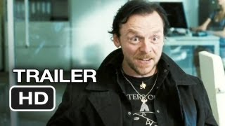 The World's End Official Trailer (2013) - Simon Pegg Movie HD