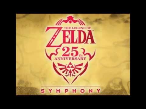 04 - Gerudo Valley - Legend of Zelda 25th Anniversary Orchestra