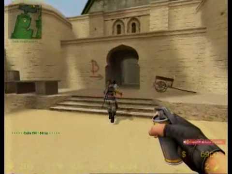 Игры на вынос — Counter Strike Source