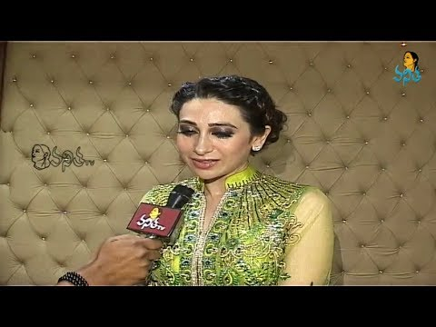Karisma Kapoor Exclusive Interview with Vanitha TV