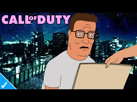 The Celeb Gamer - Hank Hill plays Black Ops