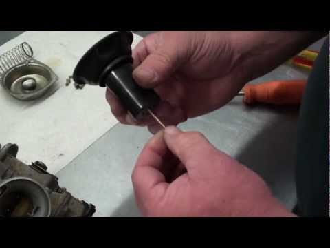 Pt.2 Honda TRX300 Carb Repair At D-Ray's Shop