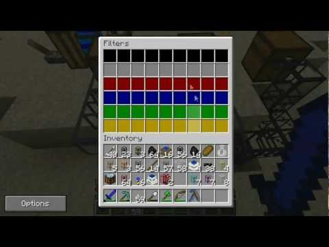 Minecraft Tekkit Pack tutorial: Part 8 - Advanced Buildcraft