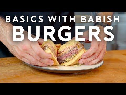 Burgers | Basics with Babish