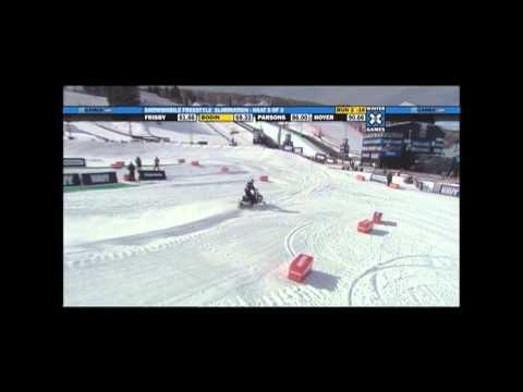 Winter X Games 15 - Daniel Bodin Freestyle Elims