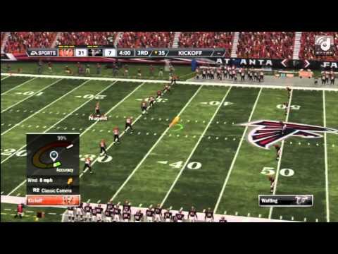 Madden 12 Elite Advanced Offense Defense Online Gameplay  (MRL SHOCKER360 VS  C-Sleezy Part 2)