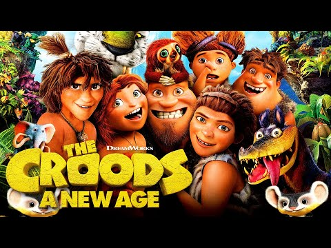 The Croods - Die Croods - Les Croods - Os Croods - Los Croods - Krudowie - ENGLISH (Videogame) poster