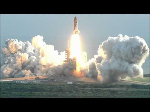 1080P FULL HD Space Shuttle Atlantis Launch