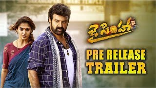 Jai Simha Pre Release Trailer