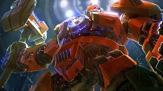 LEAGUE OF LEGENDS - Mecha Zero Sion Trailer