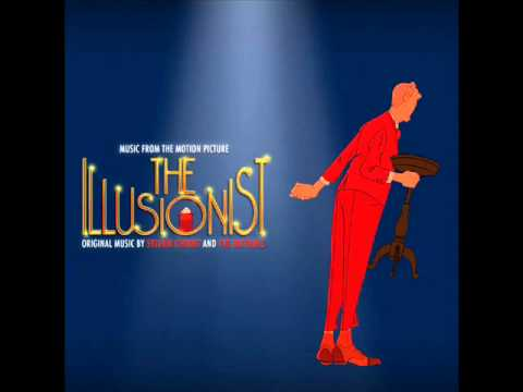 The Illusionist Soundtrack - Sylvain Chomet  - 07 - London Iona