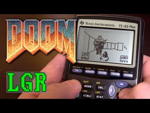"LGR - ""Doom"" on a Calculator! [Ti-83 Plus Games Tutorial] - UCLx053rWZxCiYWsBETgdKrQ"