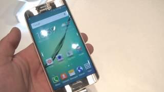 Vidéo : Test Galaxy S6 Edge