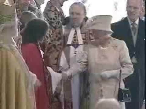 Queen Elizabeth celebrates 80th birthday
