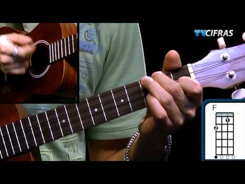 Israel Kamakawiwo'ole - Somewhere Over The Rainbow - Aula de Ukulele - TV Cifras