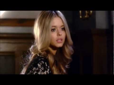 Pretty Little Liars 3x02 - Alison &amp; Aria Flashback