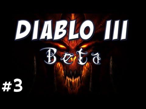 Yogscast - Diablo Beta Co-op 3 - Ironmanning it