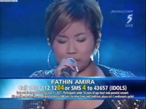 "Fathin Amira Sings Filipino Song ""Bakit Pa"" On Singapore Idol Season 3"