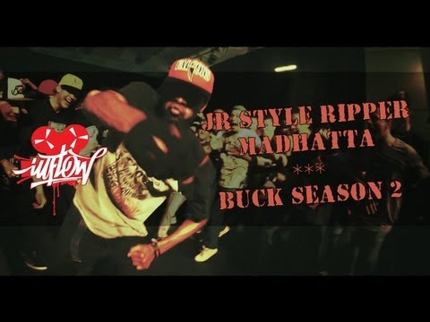 Jr Style Ripper | Street Kingdom USA | Judge Showcase | BUCK SEASON 2 2012