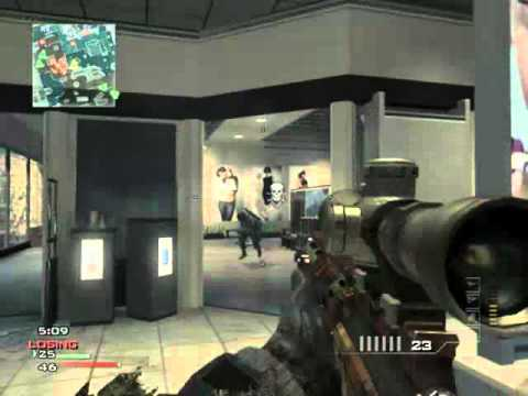 ReMarX ViZionZ - MW3 Game Clip -nfLGtz096Mg