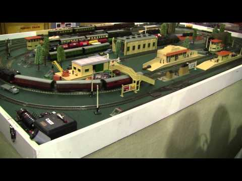 Sydney Model Railway Exhibition 50th Anniversary, October Long Weekend 2012 - Part 1/2