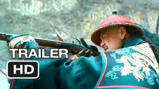 Tai Chi Hero Official US Release Trailer (2013) - Stephen Fung Martial Arts Epic HD